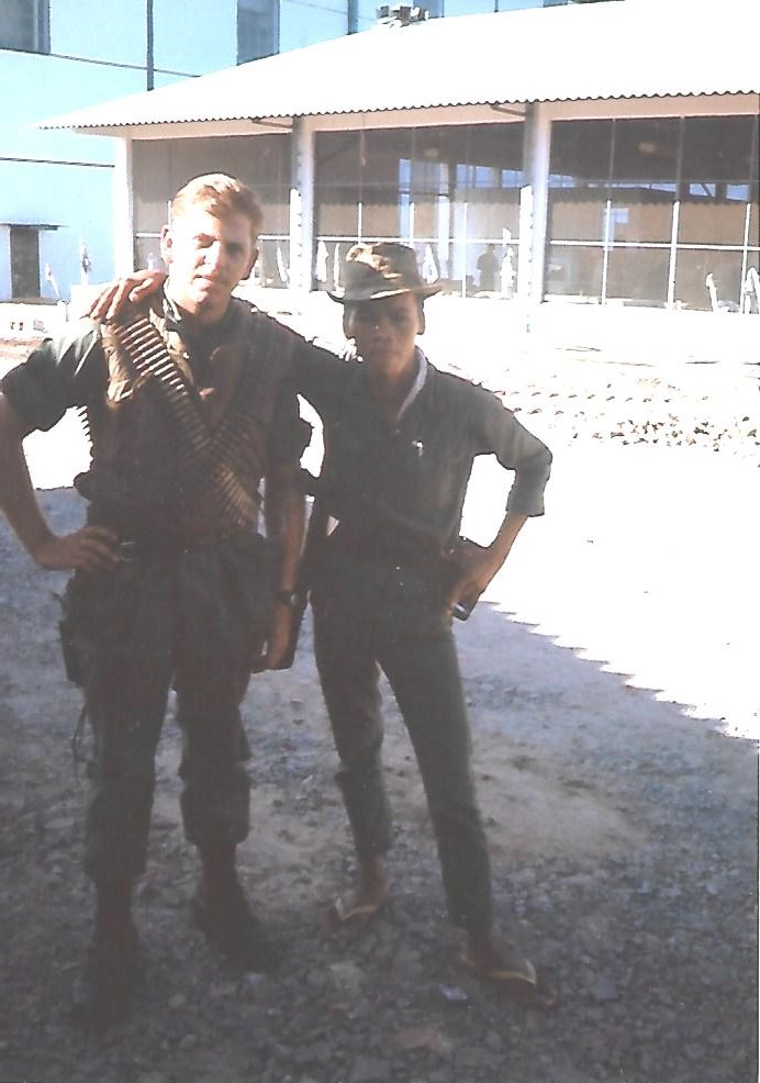 Tunnel Rat Sgt Wergen in Da Nang
